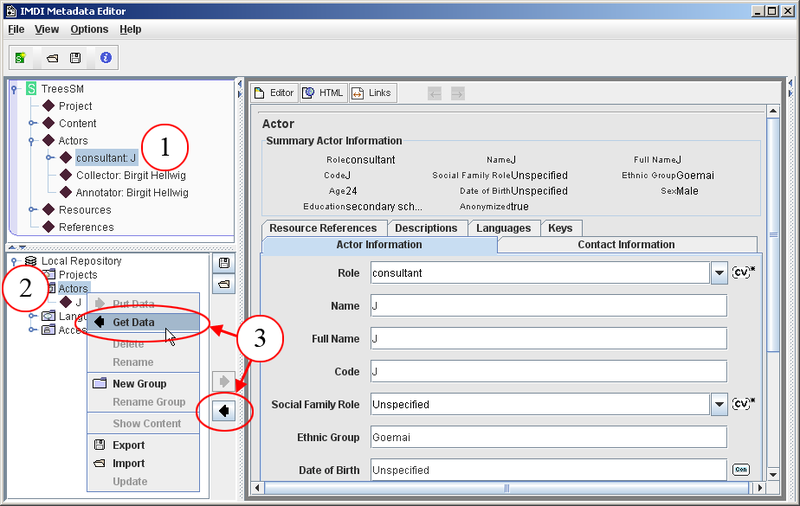 1.4.1. Storing metadata inform...