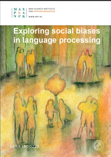 "On Tuesday 23rd of June 2020, at 15.30, Sara Iacozza will defend her thesis entitled ""Exploring social biases in language processing""."