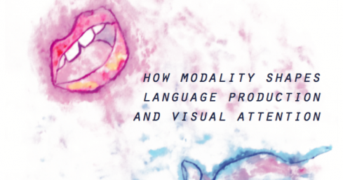 "On Friday, 12th of March 2021, at 14:30, Francie Manhardt will defend her doctoral thesis entitled ""A tale of two modalities: How modality shapes language production and visual attention"". Due to the restrictions surrounding the COVID-19 outbreak, the event will be accessible via live-stream."